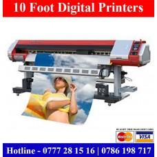 10 feet Digital Printing Machine price in Sri Lanka. Digital Printers for sale in Sri Lanka