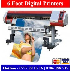 6 feet Wide Format Digital Printer price in Sri Lanka. Digital Printers Seller Sri Lanka