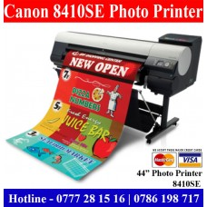 Canon iPF 8410SE 44 inch wide plotter Price in Sri Lanka