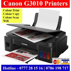 Canon G3010 printers Sri Lanka | Canon G3010 Multi function colour printer