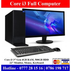 Core i3 Computers sale Price Sri Lanka