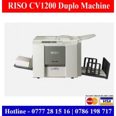 RISO CV1200 Duplob Machines sale Colombo, Sri Lanka