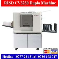 RISO CV3230 Duplo machines sale Colombo, Gampaha Sri Lanka