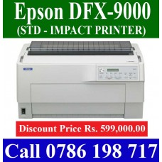 Epson DFX900 (STD) IMPACT PRINTERS Sri Lanka for Sale