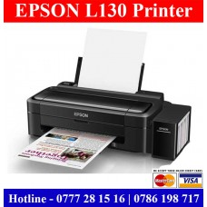 Epson L130 Printer Price in Sri Lanka. Epson L130 Printer for sale Sri Lanka