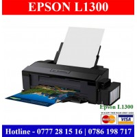 Epson L1300 A3 CISS ink Tank Printers Price in Sri Lanka for sale