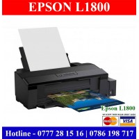 Epson L1800 A3 photo printers Price in Sri Lanka