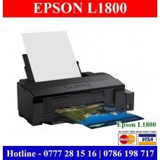 Epson L1800 A3 photo printers Price in Sri Lanka