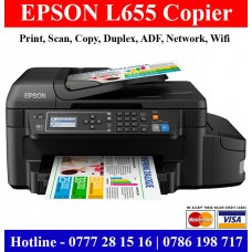 Epson L655 All in One CISS Printers Price in Sri Lanka