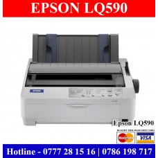 EPSON-LQ590 A3 dot matrix printer price in Sri Lanka