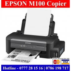 Epson M100 Ink Tank System printer price in Sri lanka