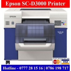 Epson SureLab D3000 Priter Price in Sri Lanka. Best Photo Printer for Thank you cards