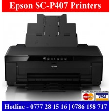 Epson-SureColor-SC-P407 Printer price in Sri Lanka