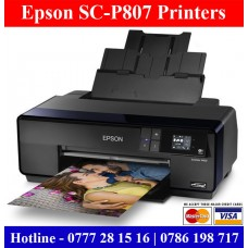 Epson Sure Colour SC-p807 wide format printer price in Sri Lanka