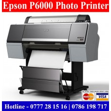 Epson SureColor SC-P6000 A1 Printer price in Sri Lanka