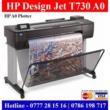 HP DesignJet T730 36in Printer price in Sri Lanka