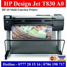 HP DesignJet T830 36in A0 Size Multification Printer Price Sri Lanka
