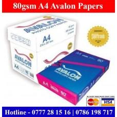Avalon A4 Paper Whole Sale Price Sri Lanka