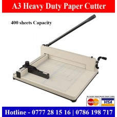 A3 size Heavy Duty Paper Cutters Price Sri Lanka