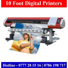 10 feet Digital Printing Machine price in Sri Lanka. Digital Printers for sale in Sri Lanka