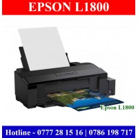 Epson L1800 A3 size photo printers in Sri Lanka