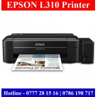 Epson L310 Printer Price in Sri Lanka. L310 for Sale in Sri Lanka