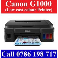 Canon PIXMA G1000 CISS Printer Price in Sri Lanka. Colombo